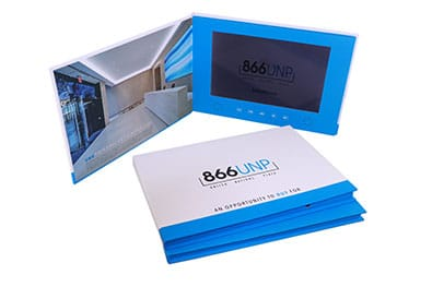Video Brochure made for 866 UNP