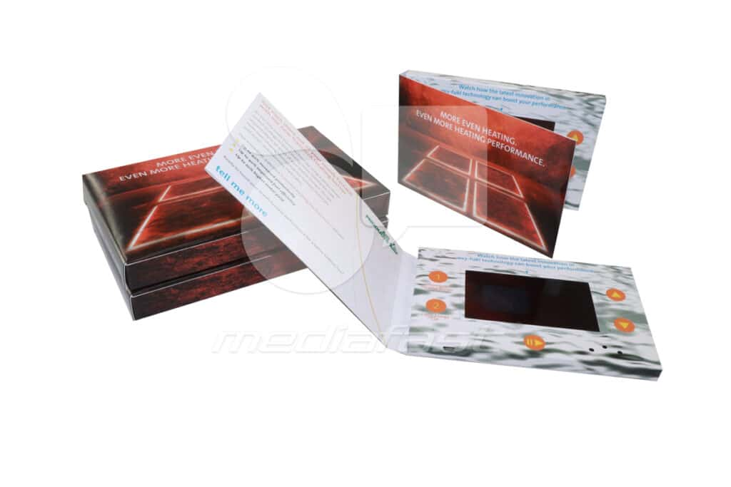 """Air Products Video Brochure 4 x 6 - Screen: 4"""""""