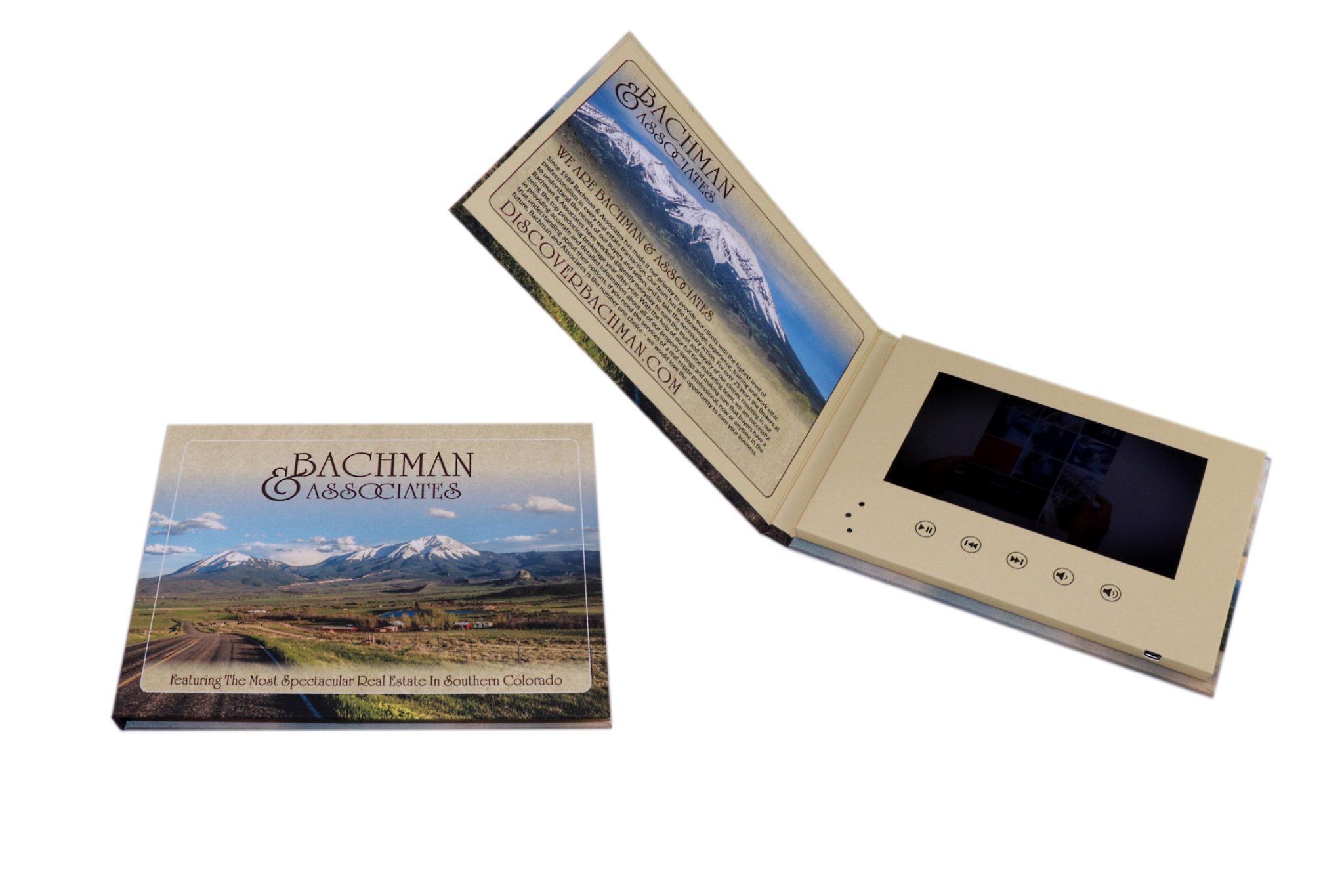 Video Brochure for Bachman Associates