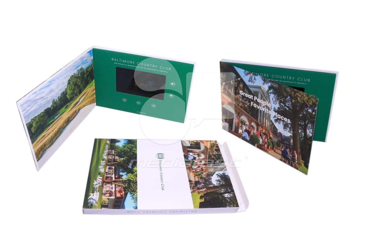 Baltimore Country Club Video Brochure 8.25 x 11.7 - Screen: 10