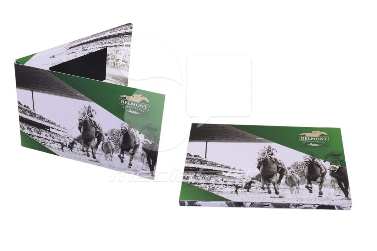 "Belmont  Brochure 5 x 7  - Screen: 4"""