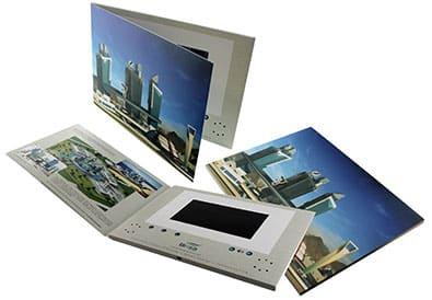 Brisa video brochure example