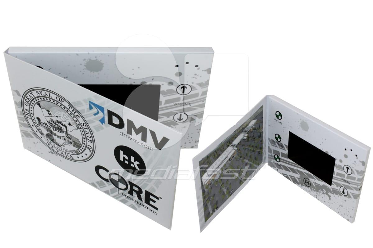 """DMV HK CORE Video Screen: 4"""""""