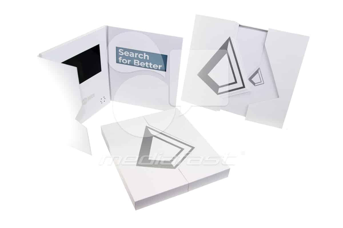 """Diamond Video Brochure 9 X 12- Screen: 7"""""""