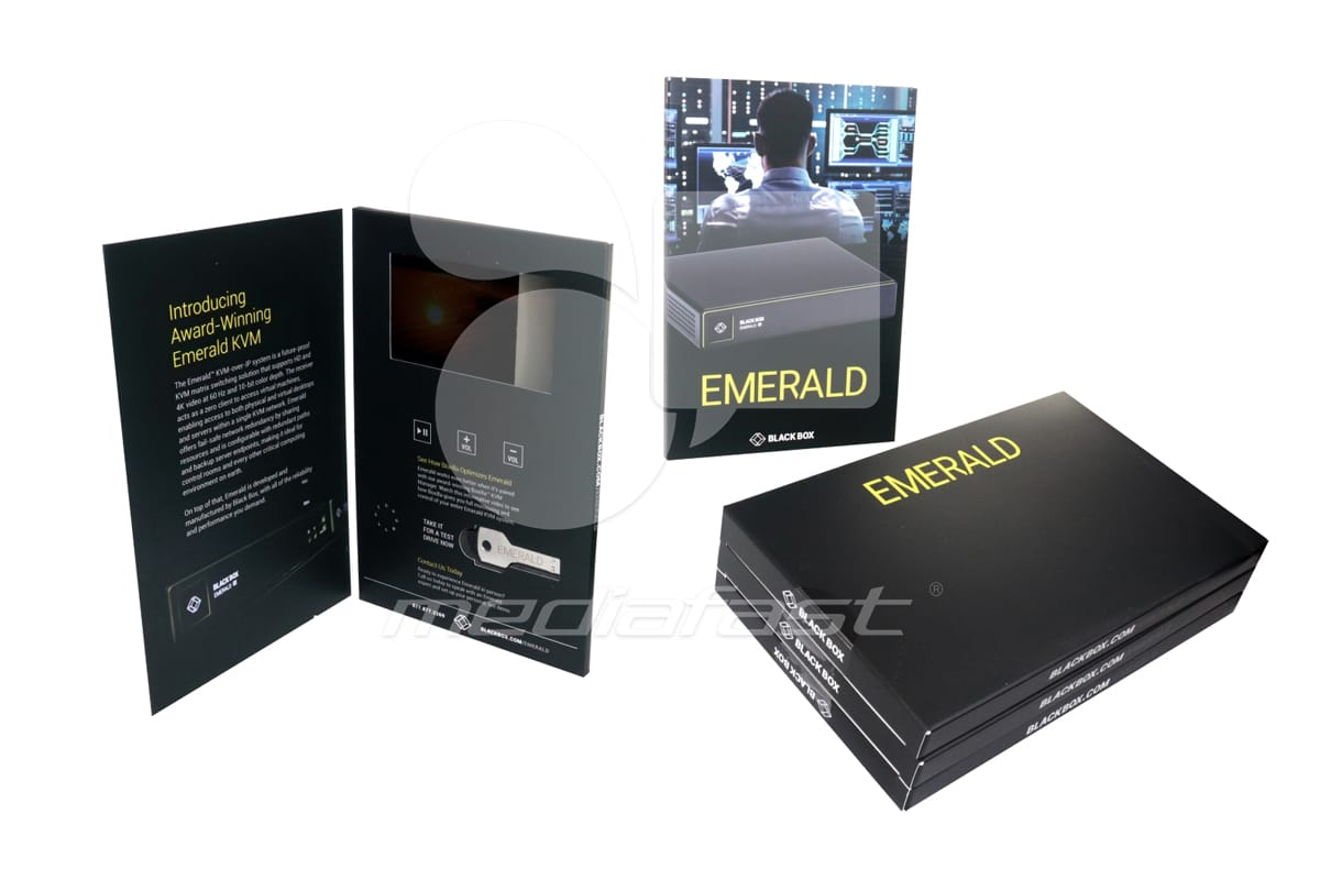 "Emerald Video Brochure 6.5 X 9.62 - Screen:5"""
