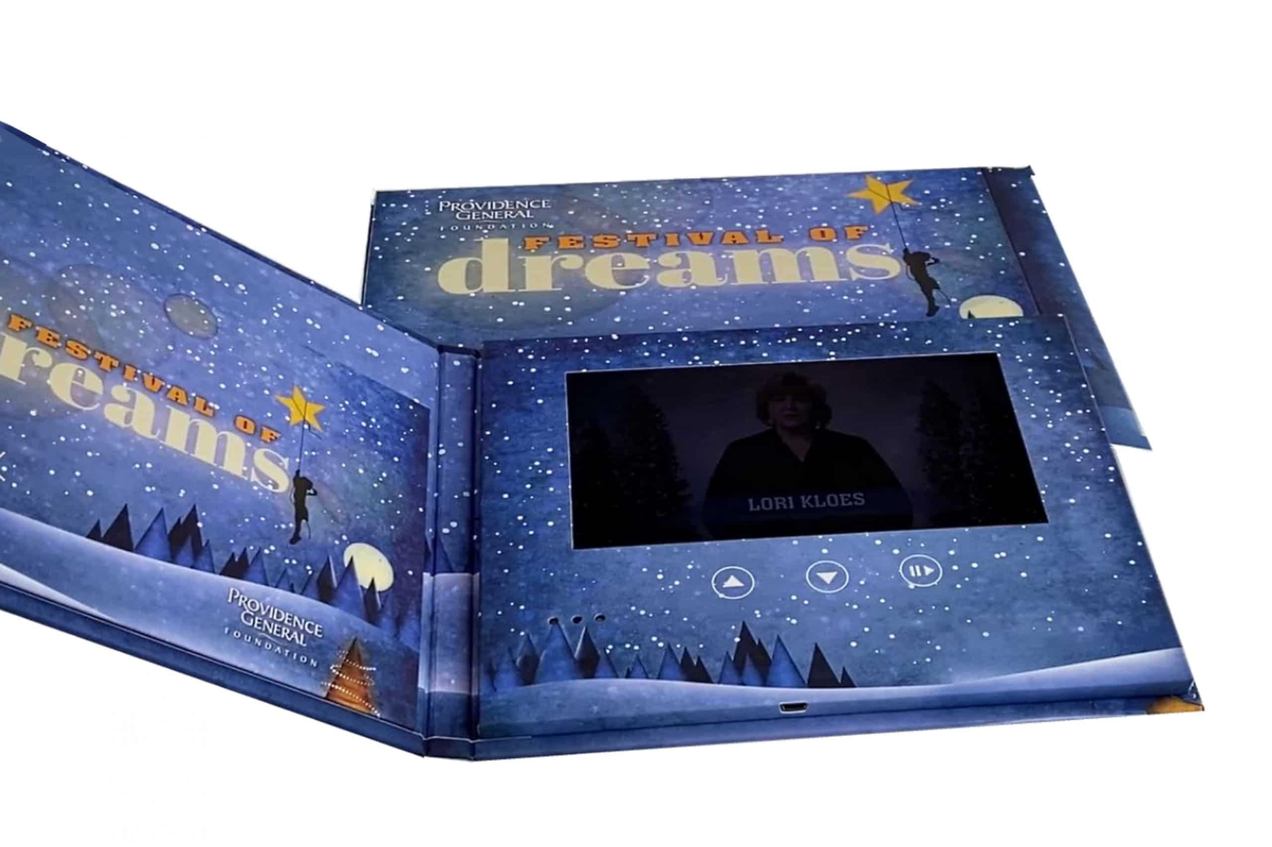 Festival of Dreams Video Brochure