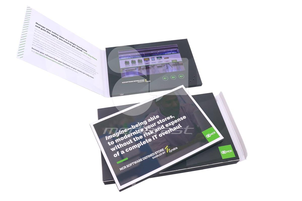 NCR Video Brochure 5.75 x 8.5 - Screen: 7