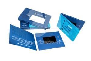 "Hammer Packaging Video Brochure 5 X 7: Screen: 4"""