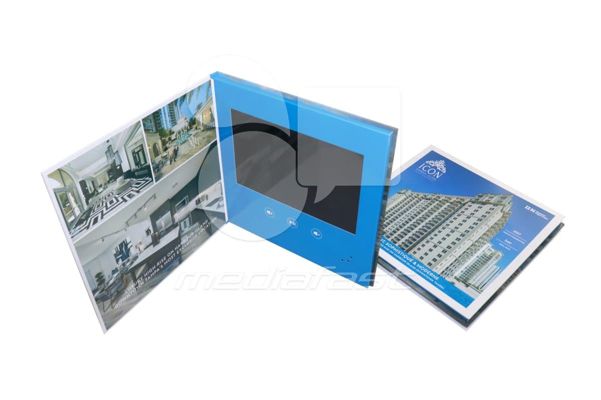"ICON Video Brochure 11 X 11.25 : Screen: 10"""