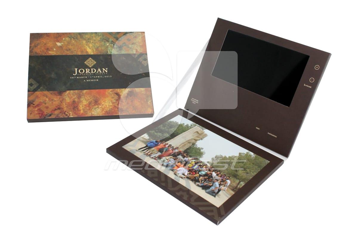 """JORDAN Brochure 7 x 10- Screen: 7"""""""