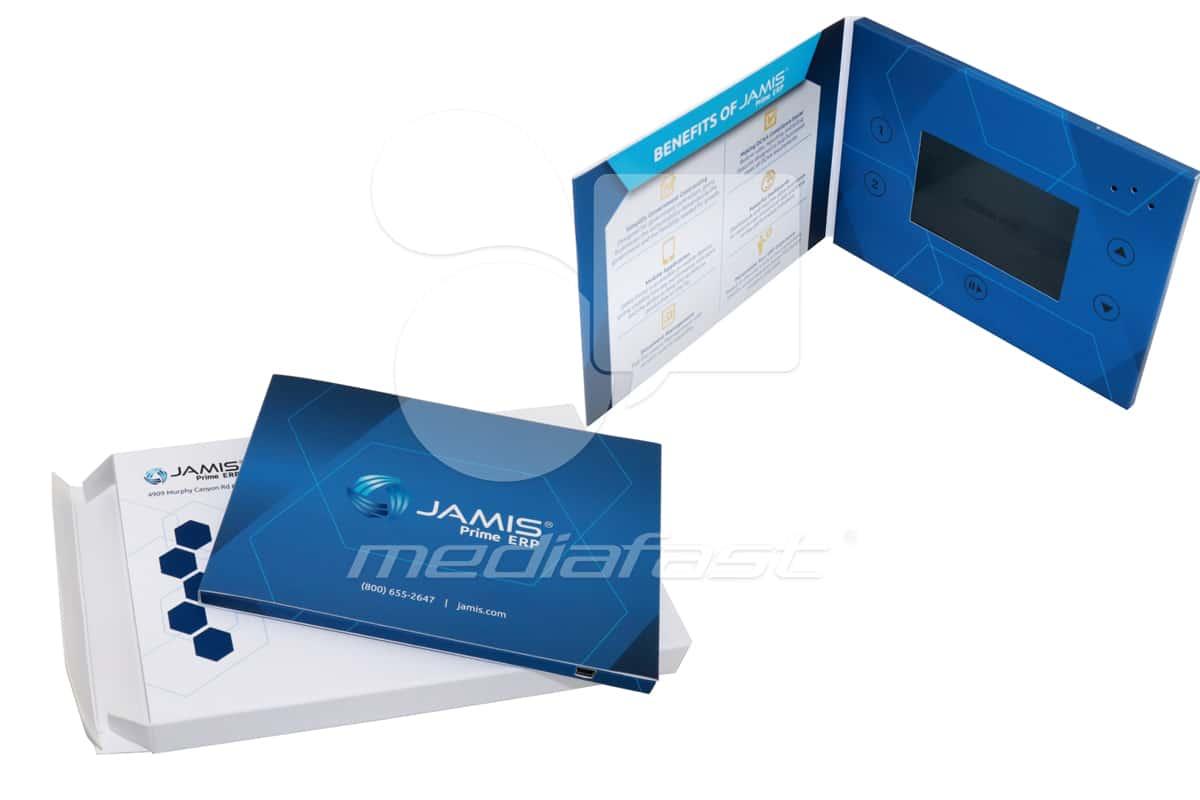 "Jamis Prime ERP Video Brochure 5 X 7. Screen:4"""