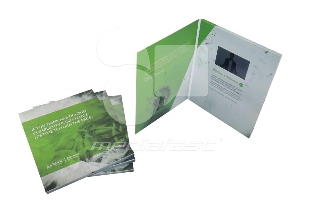 """Juniper Brochure 8 X 10. Screen:4"""""""