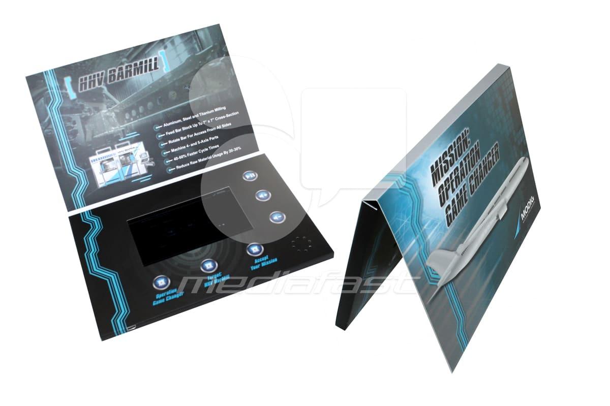 "MODIG- Top Fold Brochure 7 x 10 - Screen: 4"""