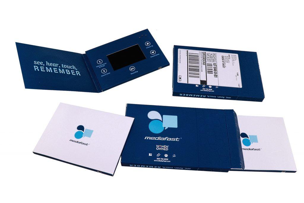 MediaFast Mailer Video Brochure Media Fast