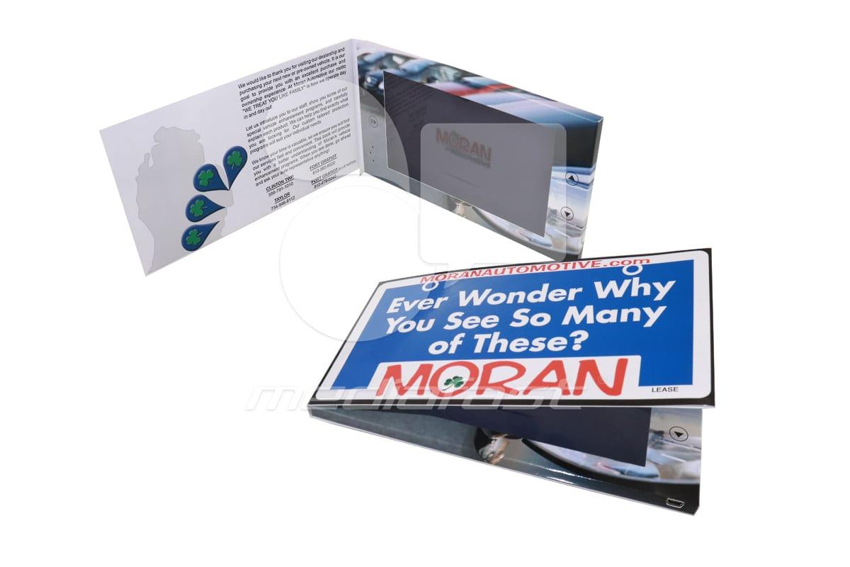 """Morgan Video Brochure 5 X 7 - Screen: 5"""""""