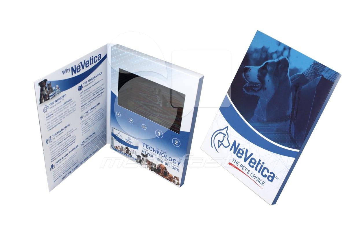 "NeVetica Video Brochure 5.30 X ? Screen: 7"""