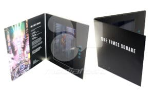 """One Time Square Video Brochure 11.25 X 10.25 Screen: 10"""""""