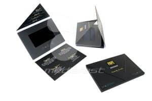 "PAPE Machinery Video Brochure 5 x 7 - Screen: 4"""
