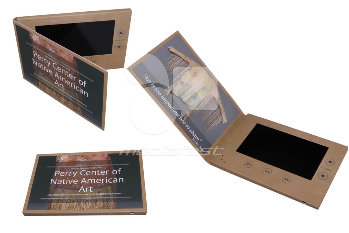 "Perry Center Brochure 8.5 x 5.75 - Screen: 7"""