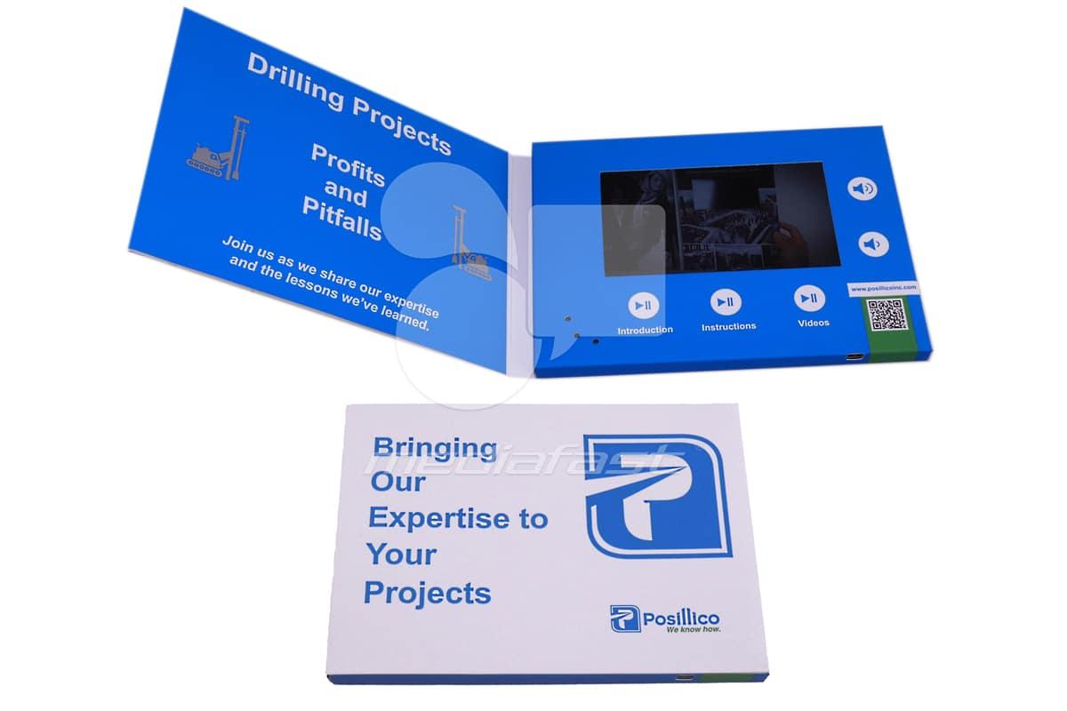 Posillico Video Brochure 5 x 7 - Screen: 5