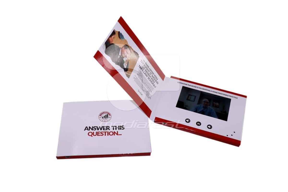 Renebade Attorney Video Brochure: 5 x 7 - Screen: 4
