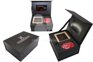 """Retainers For Life Video Box 10.75 x 8 x 4.375 - Screen: 7"""""""