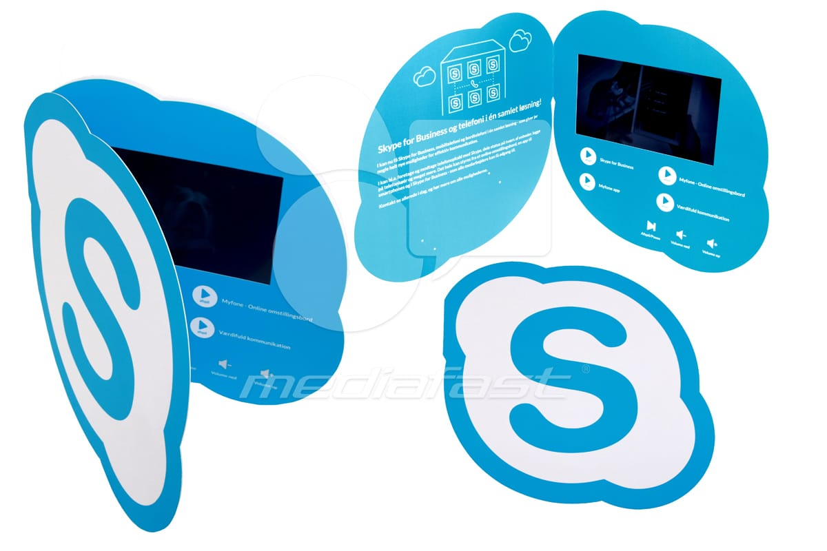 "Skype Screen: 4"""