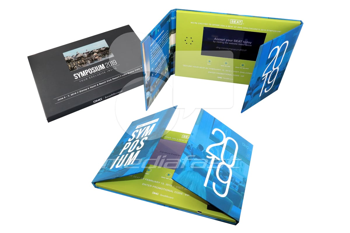 "Symposium 2019 Video Brochure 7.99 x 11.45 - Screen: 7"""