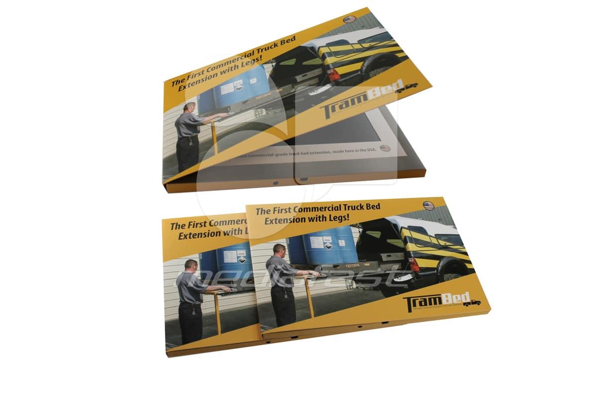 "TremBed video Brochure 5 x 7 - Screen: 4"""