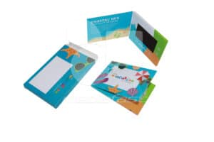 """The Vacation Channel Video Brochure 5 x 7 - Screen: 5"""""""