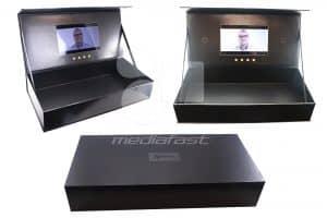 "Visusa Video Box 14 x 11 x 2 - Screen: 7"""