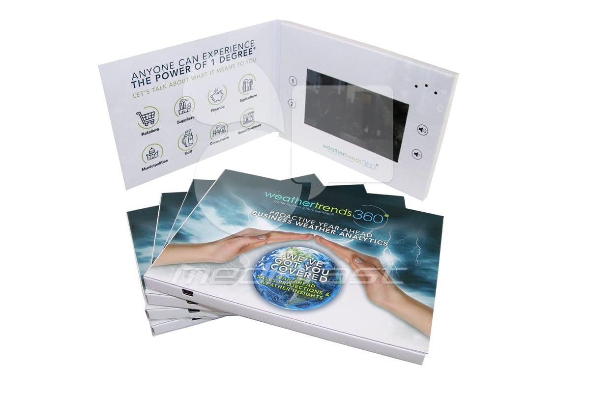 """Weather Trends 360 Brochure 7 x 7.5 - Screen: 4"""""""