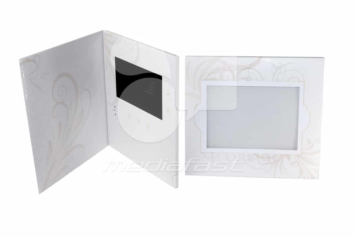 "Wedding MediaBuk Brochure Brochure 9 x 9 - Screen: 7"""