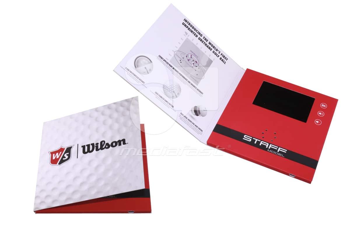 Wilson Video Brochure 6 x 6 - Screen: 4