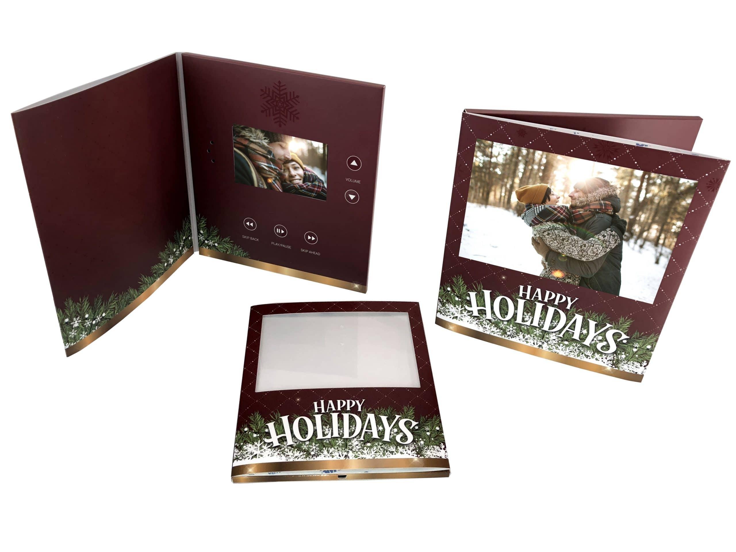 "Holiday  MediaBuk Brochure 7 x 7.5 - Screen: 4"" Buy Now"