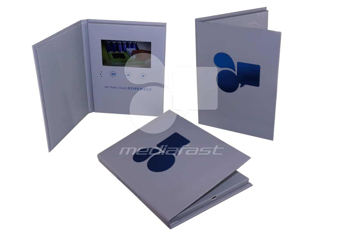 "MediaFast - Hard Cover Brochure: 9 x 6.75 Screen: 5"""