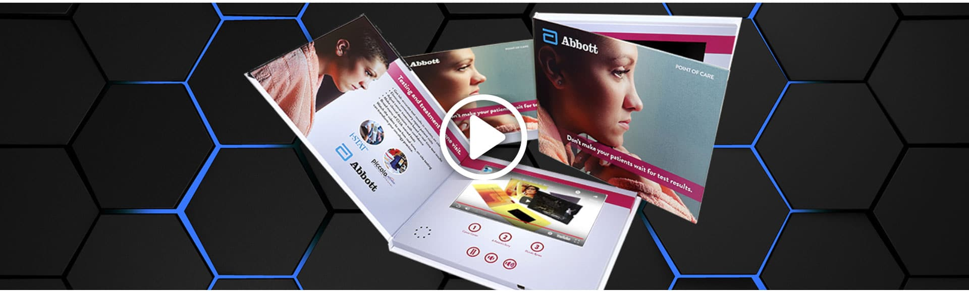 See the MediaFast video brochure in action video